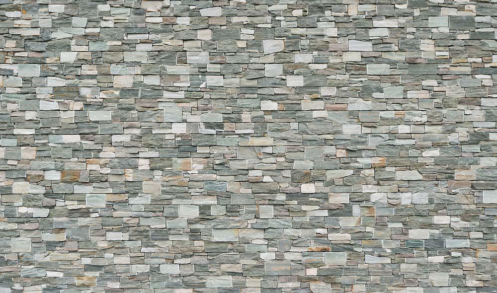Stone wall Oppland steinpanel